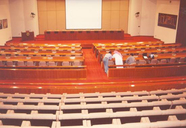 Institute of Public Administration Riyadh, Sound design for the lecture halls