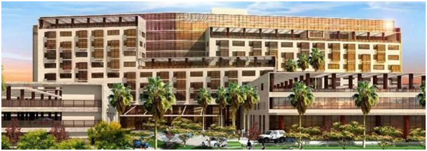 Regent Hotel in Doha Qatar Project Duration 2009 to 2013: Services provided room acoustics, building acoustics, noise & vibration control